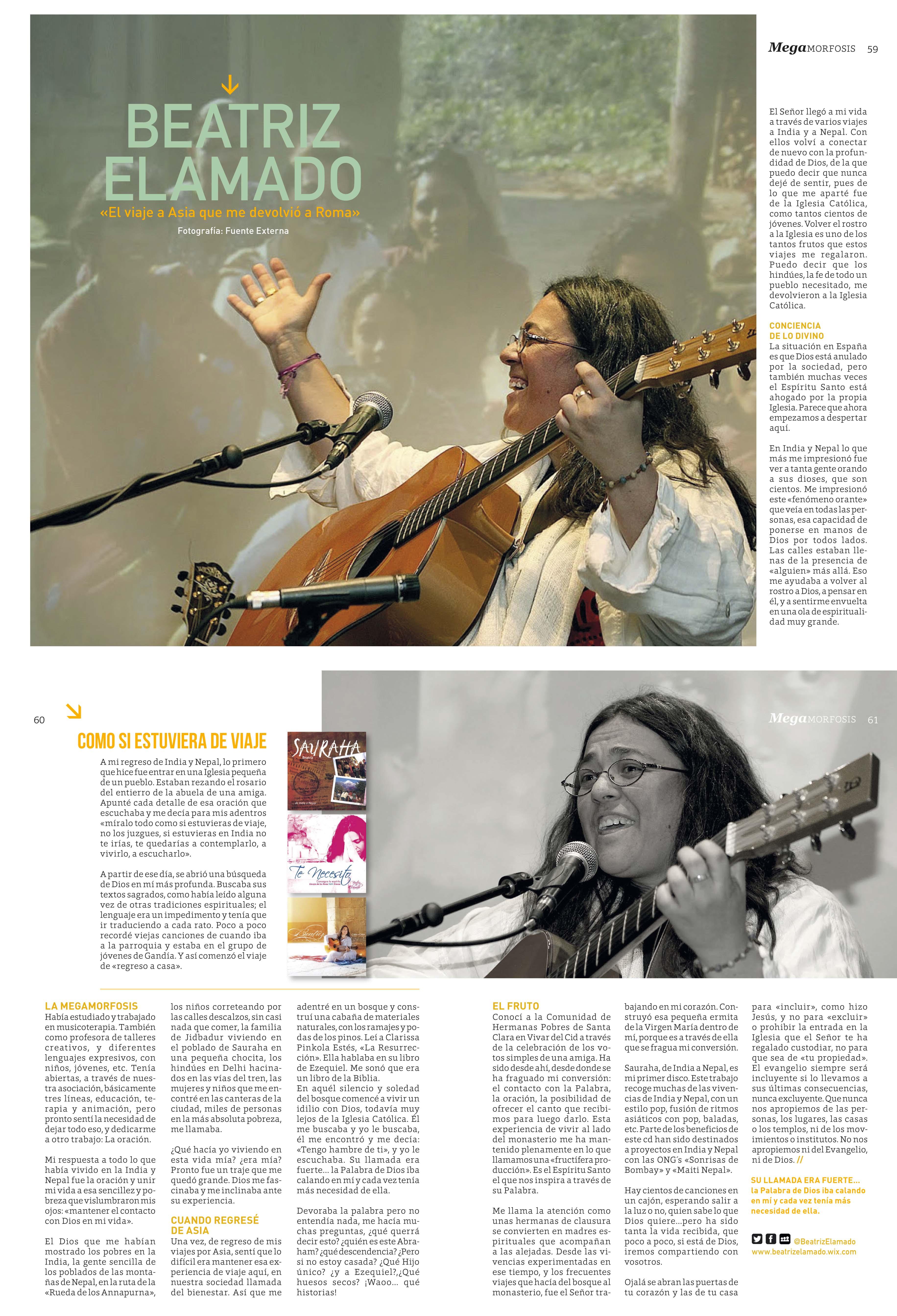 ION 18 - Beatriz El Amado