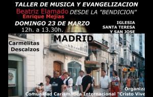 """Evangelizando en las calles desde la """"Bendición"""""""